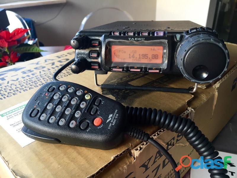 Radio Yaesu FT 857D