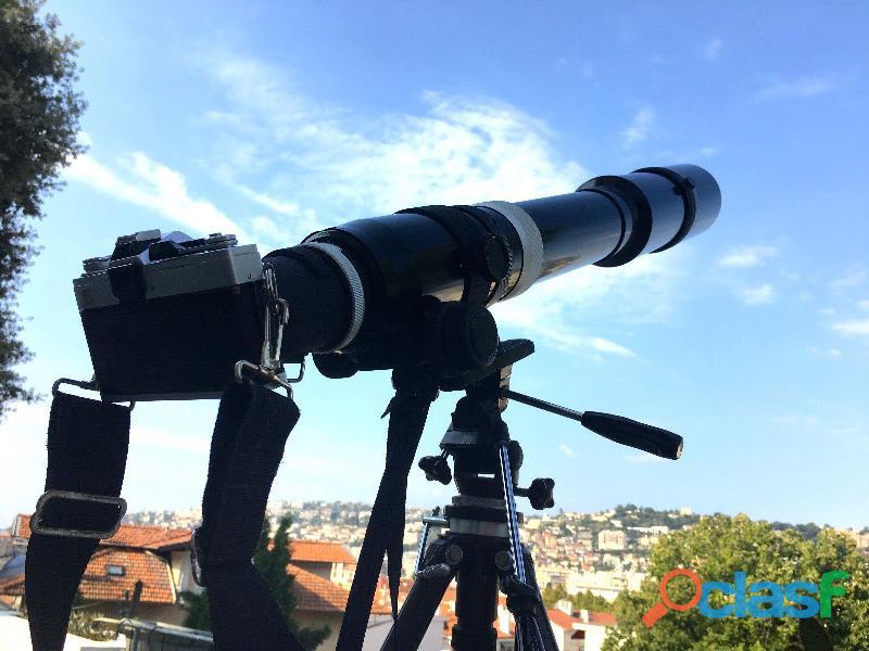 Teleobiettivo Canon FL 1200mm f11 Più di 2.0x