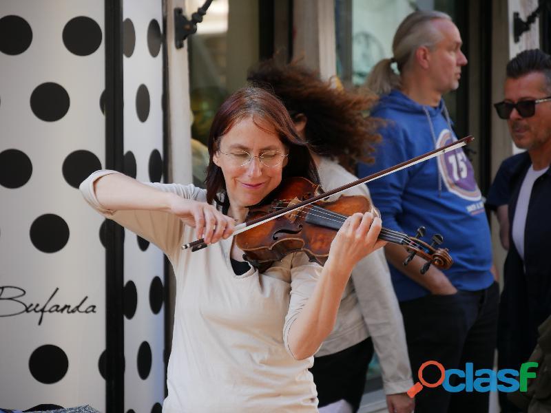 Violinista professionista a Cesano Boscone