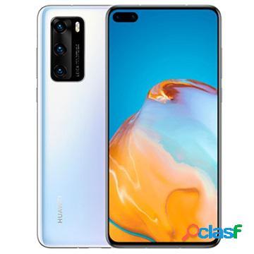 Huawei p40 - 128gb (usato - perfetta condizione) - ice white