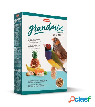 Padovan grandmix esotici kg.1 (alimento completo)