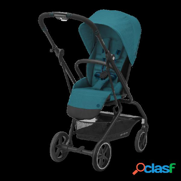 Passeggino cybex gold eezy s twist+ blk river blue/turquoise 2020