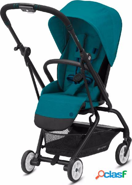 Passeggino cybex gold eezy s twist blk river blue/turquoise 2020