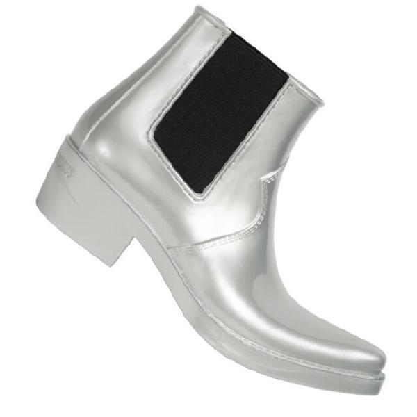 Calvin klein scarpe donna silver