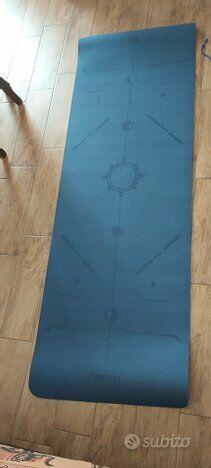 Homtiky tappetino yoga, fitness pilates antiscivolo