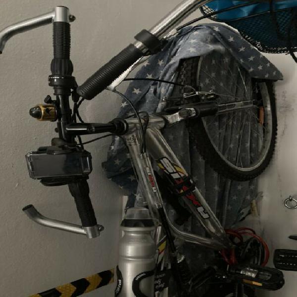 Mountain-bike telaio in alluminio cambio shimano