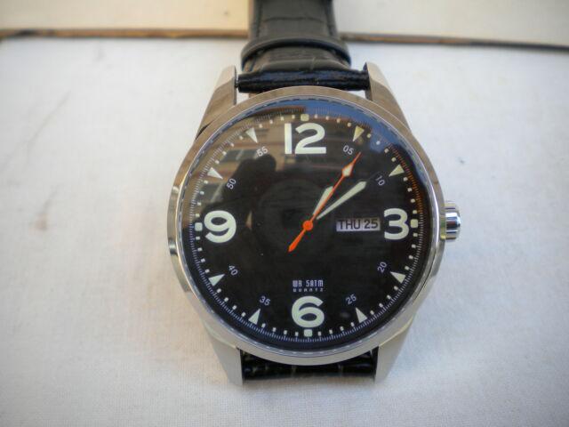 Orologio tipo militare miyota quartz cassa mm.44 nuovo