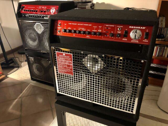 SWR Redhead 350   Killer Gear   Reverb