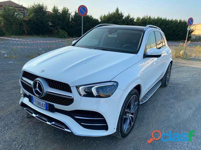 Mercedes Benz GLE 300 d 4Matic Premium 7