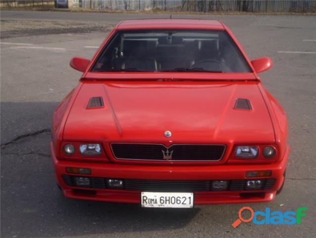 Maserati Shamal 3.2i Turbo