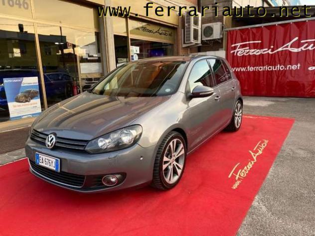 Volkswagen golf 2.0 tdi 110cv dpf 5p. highline rif. 13970010