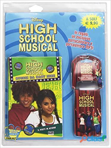 High School Musical. Poeti in azione. Ediz. illustrata. Con gadget: Editore: Disney Libri, 2007 nuov