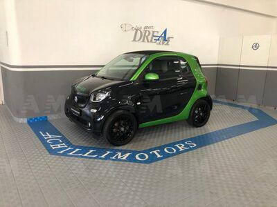 Smart fortwo electric drive passion usata a milano -