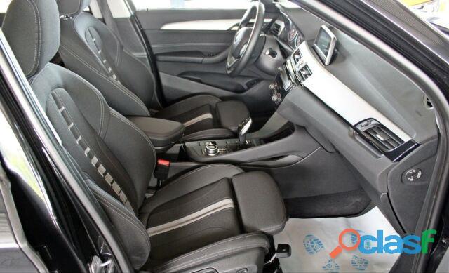 2018 BMW X1 SDRIVE18I AUT VANTAGGIO NAVI SEDILI SPORTIVI PDC 2