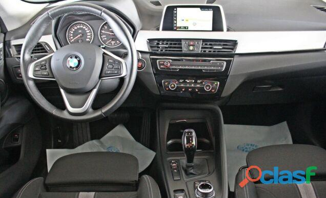 2018 BMW X1 SDRIVE18I AUT VANTAGGIO NAVI SEDILI SPORTIVI PDC 3
