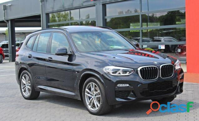 2018 BMW X3 XDRIVE30D M SPORT LED PELLE PANORAMA FOTOCAMERA