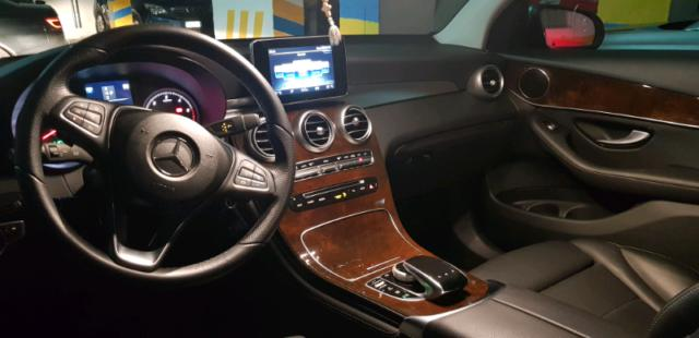 Mercedes glc 4matic 250