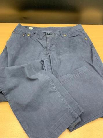 Pantalone uomo blu neil pryde taglia 46