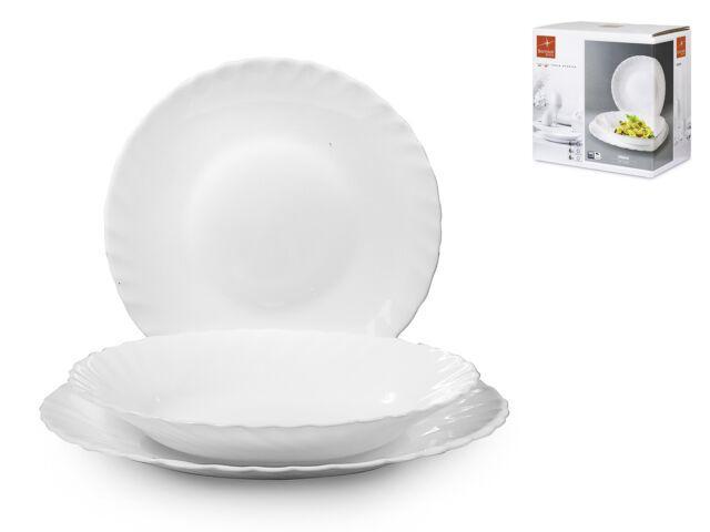 Pengo 6182900 servizio da tavola porcellana bianco 18