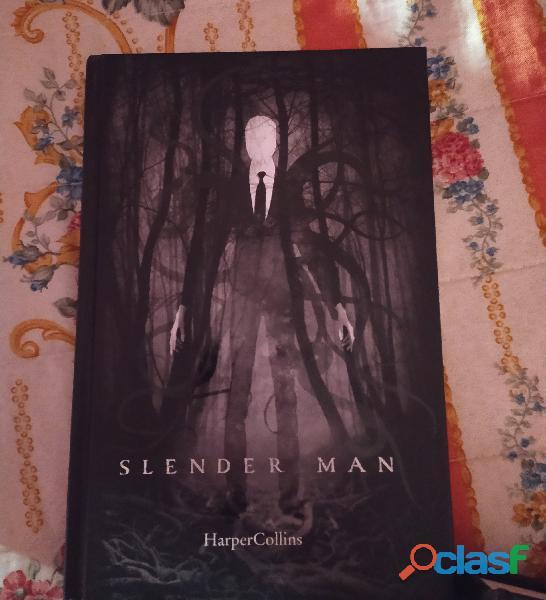 Slenderman libro