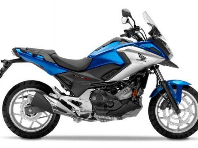 Honda nc750x abs dct