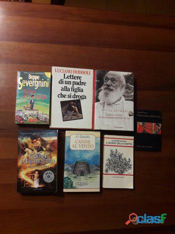 Libri di vario genere