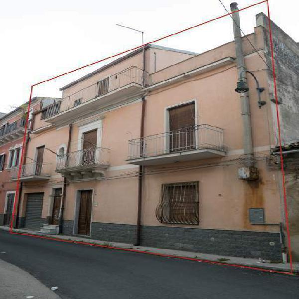Casa indipendente 222m² grammichele (ct)