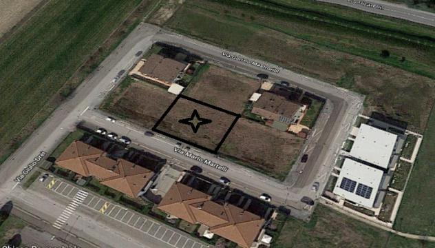 No agenzie - terreno edificabile mq.624 lugo centro