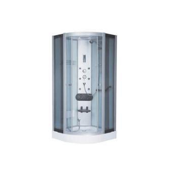 Box doccia ad angolo con idromassaggio olimpo - cardelli