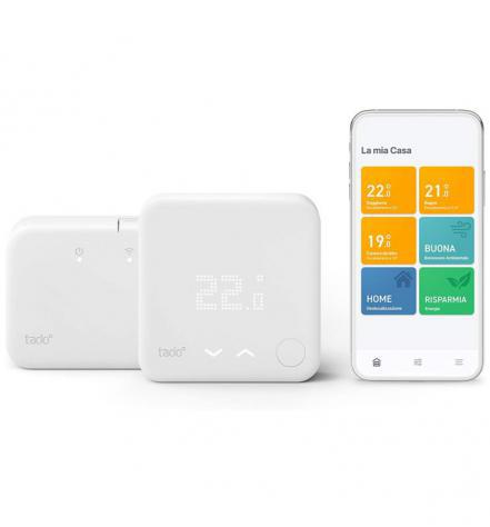 Tado° starter kit v3+ - termostato intelligente wireless