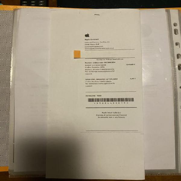 Vendo mac book air 2016