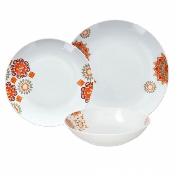 Tognana porcellane me070185627 servizio da tavola porcellana