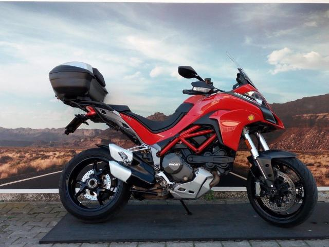Multistrada 1200 abs (2015 - 17)