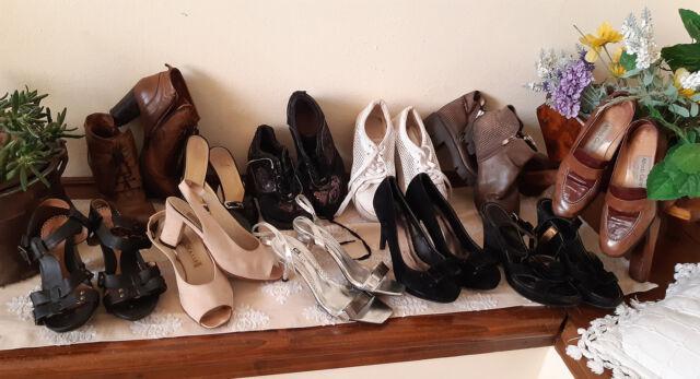 Stock 11 paia scarpe donna tg. 37