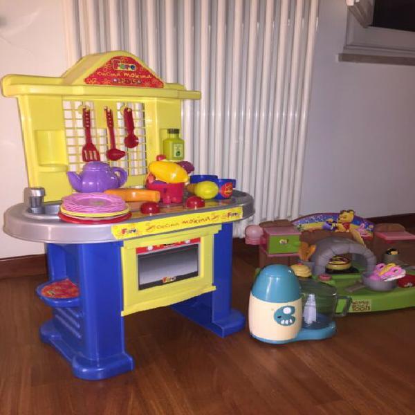 Cucine giocattolo per bambine