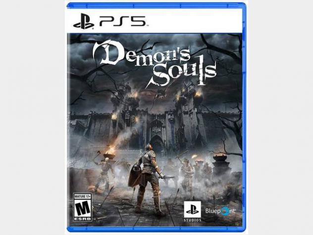Gioco playstation 5 - demon?s souls nuovo
