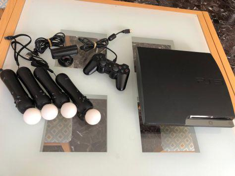 Play station ps3 completa con accessori e giochi