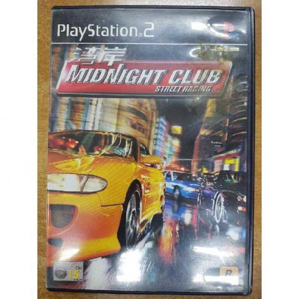Play station 2 midnught club
