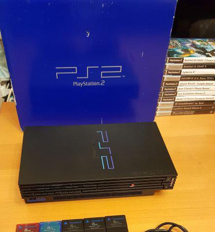 Playstation 2 ps2 pad 1 da collezione con scatola