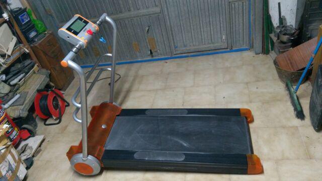 Tapis roulant elettrico motorizzato