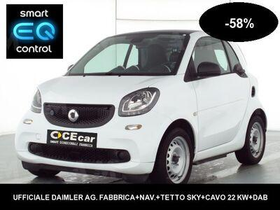 Smart fortwo electric drive youngster usata a caserta -