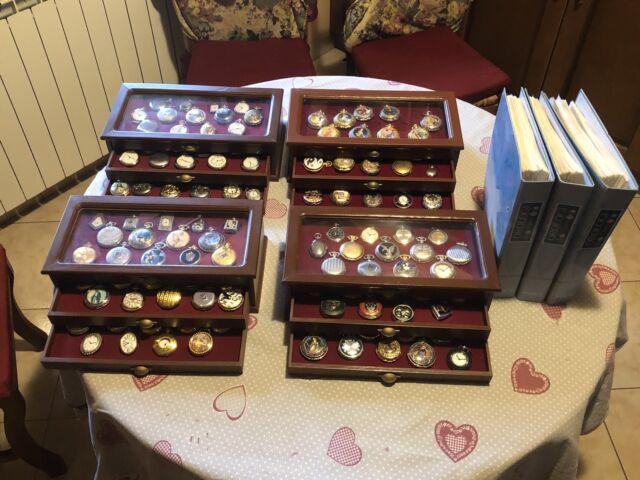 Collezione completa orologi d'epoca hachette
