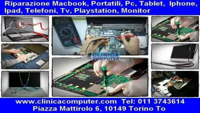 Assistenza mac, pc, portatili, smartphone torino