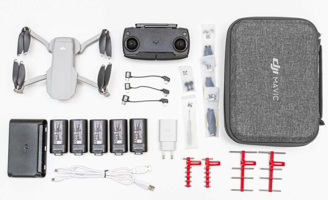 Dji mavic mini combo + 2 batterie extra + antenne yagi