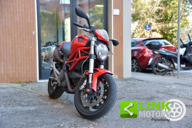 Ducati monster 696 plus - depotenziata