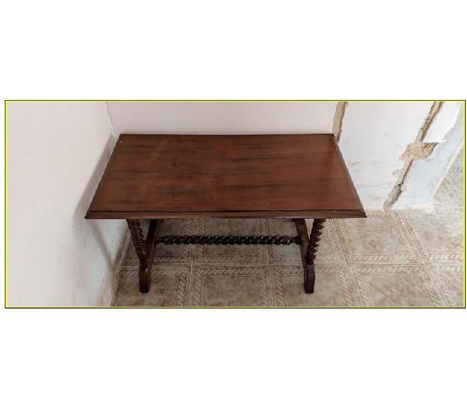 Tavolino legno vintage