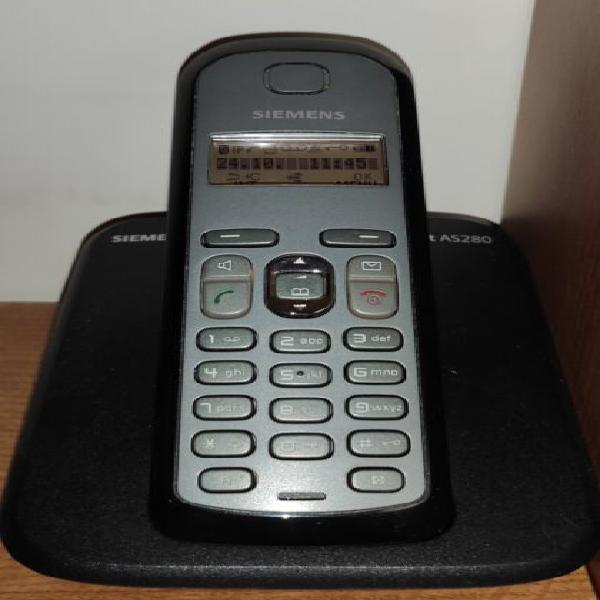 Telefono fisso cordless siemens gigaset as280