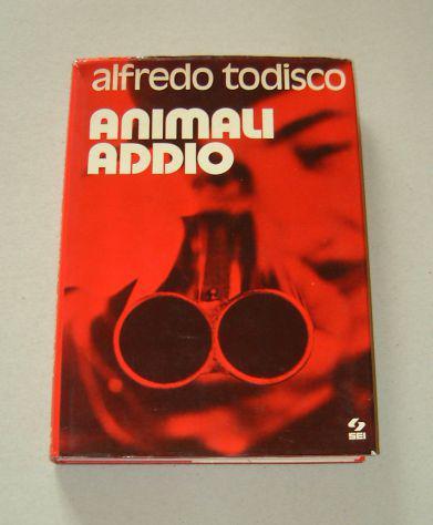 Alfredo todisco - animali addio