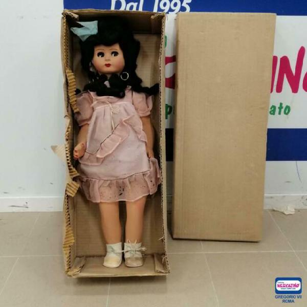 Bambola biscuit grande da rivedere