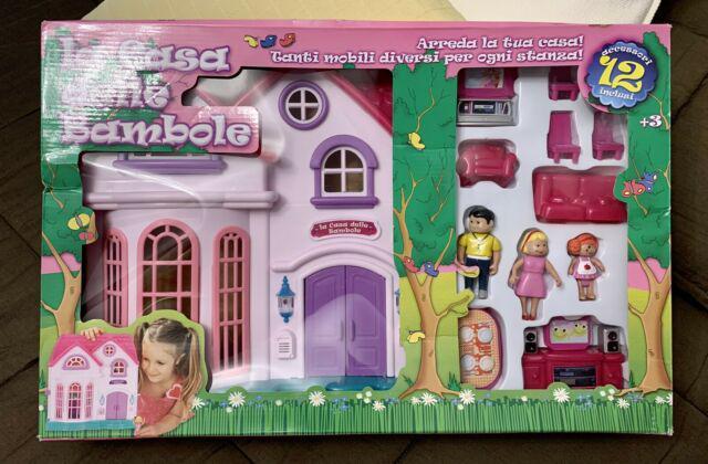 Casa delle bambole nuova